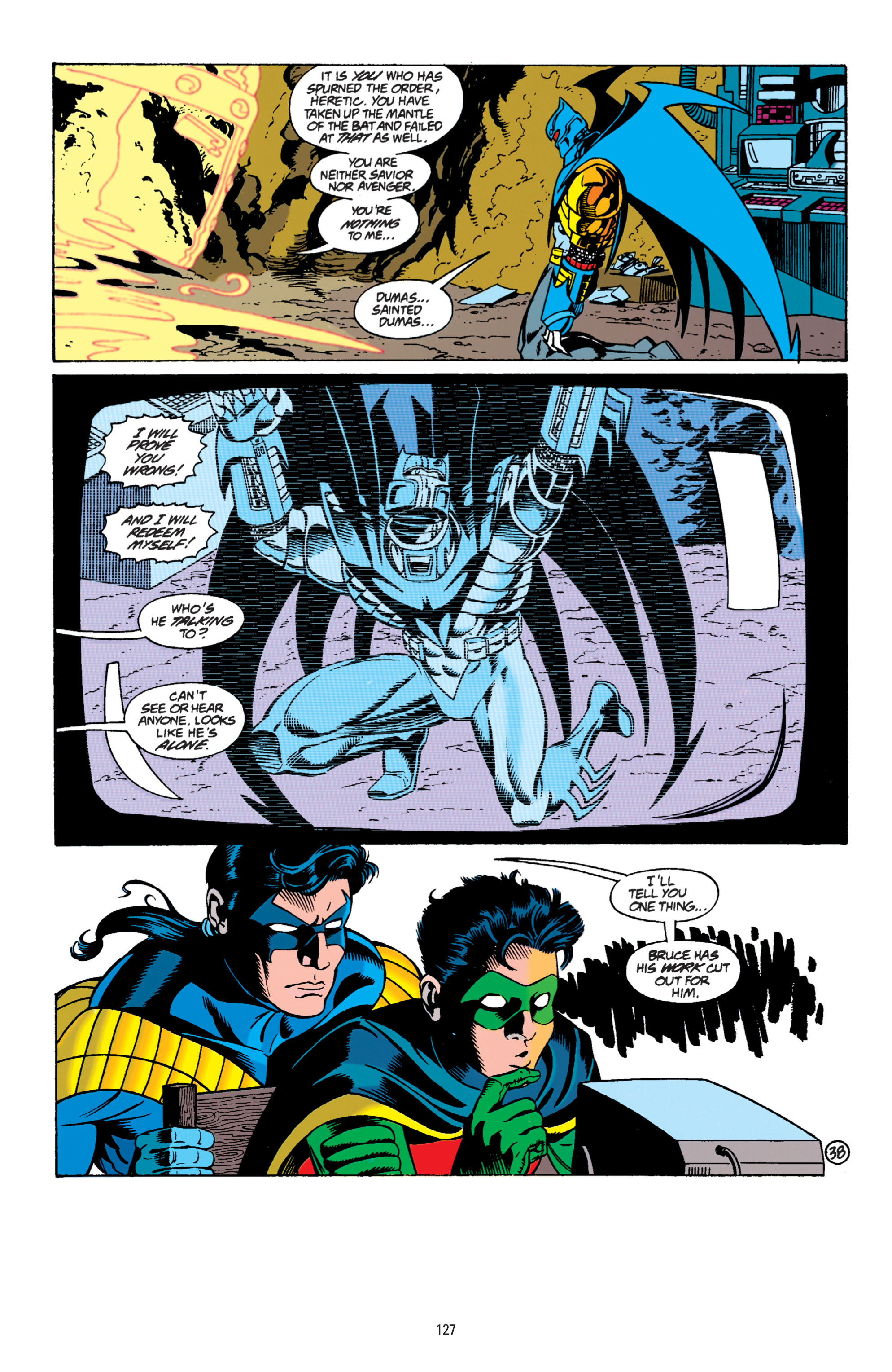 Detective Comics (1937) Issue #676 Page 39