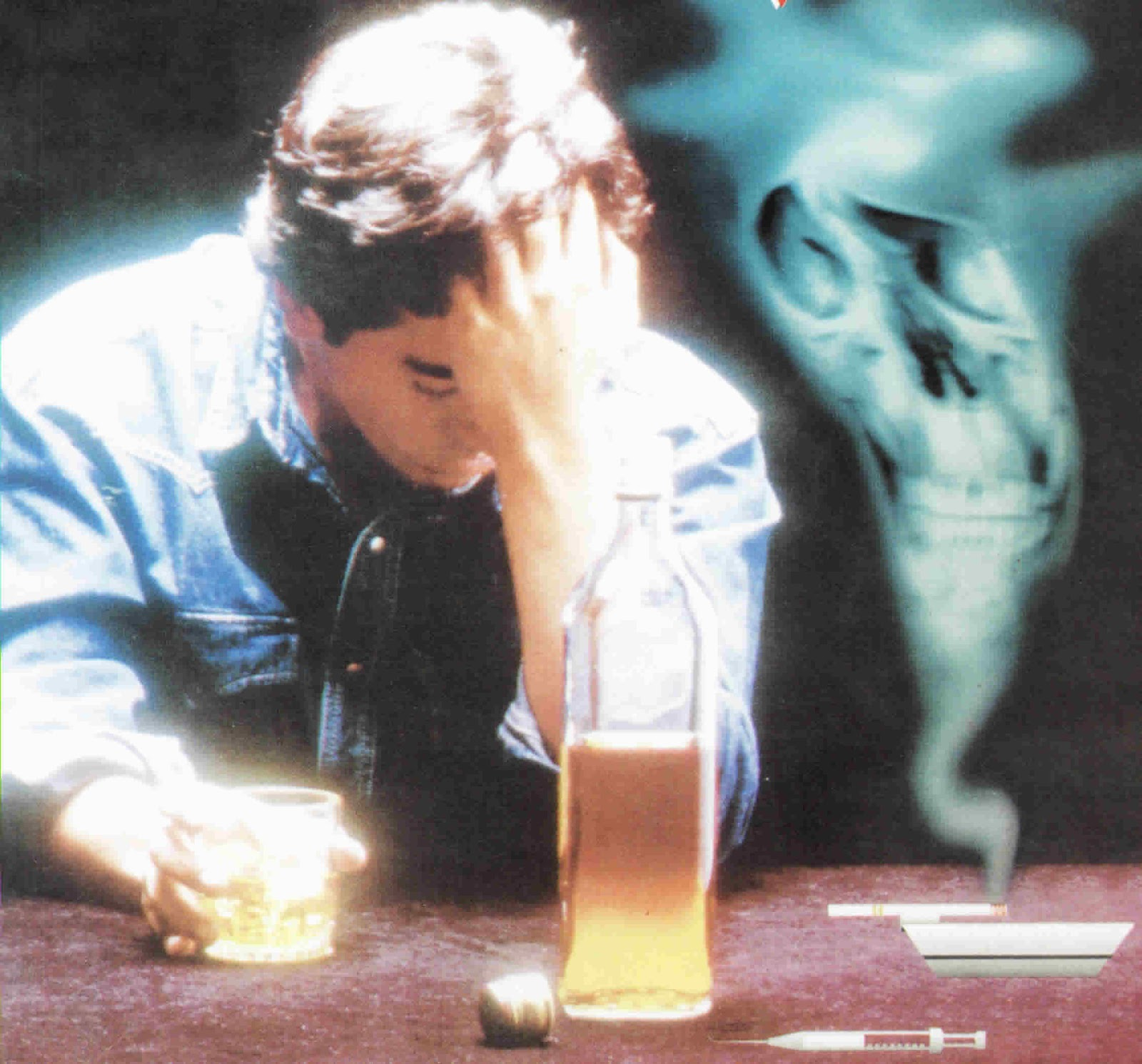 A síndrome de abstinência alcoólica que fazer