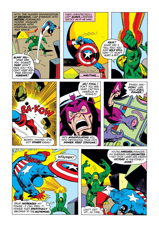 Captain America (1968) Issue #188 #102 - English 9
