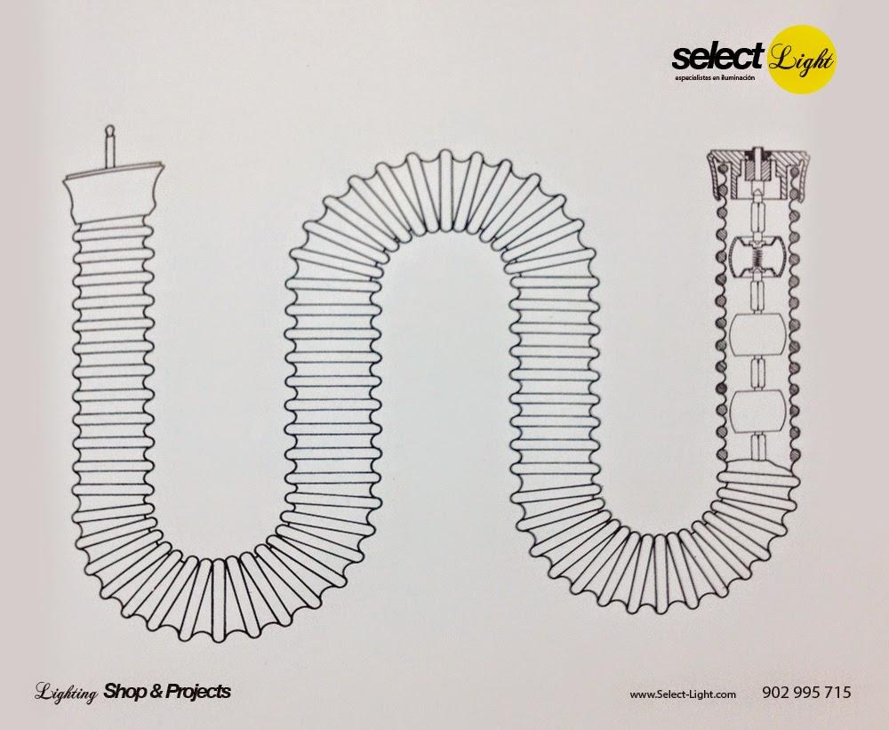 Lampara diseño artemide - Boalum