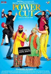 Power Cut (2012 - movie_langauge) - Jaspal Bhatti, Jaswinder Bhalla, Prem Chopra, B N Sharma, Gurchet Chitrakar, Rajesh Puri, Chandan Prabhakar, Zafar Khan, Savita Bhatti, Jasraj Singh Bhatti