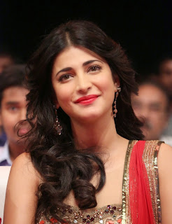 Actress Shruti Haasan Latest Pictures at Poojai Movie Music Release  27