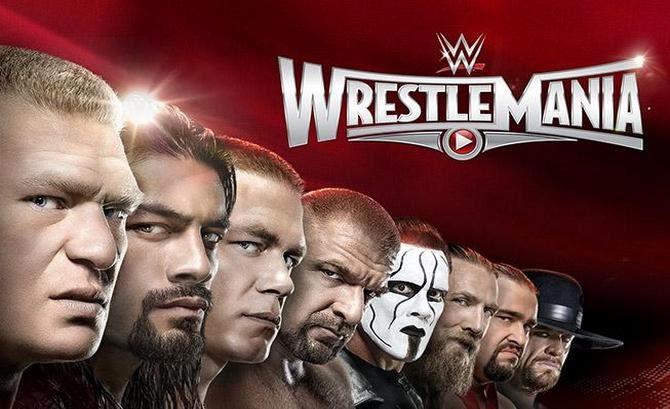 WrestleMania 31 30th March 2015 - 03/23/2015 Watch Online Download DVDscr