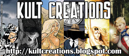 LINK to KULT CREATIONS print comics store!