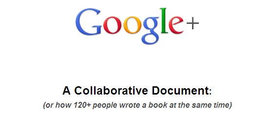 Google Plus docs