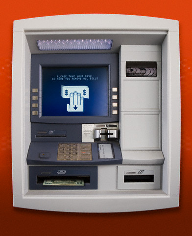 buy your own atm machine