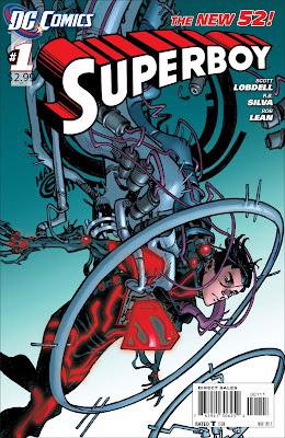 Superboy #1, 2, 3, 4