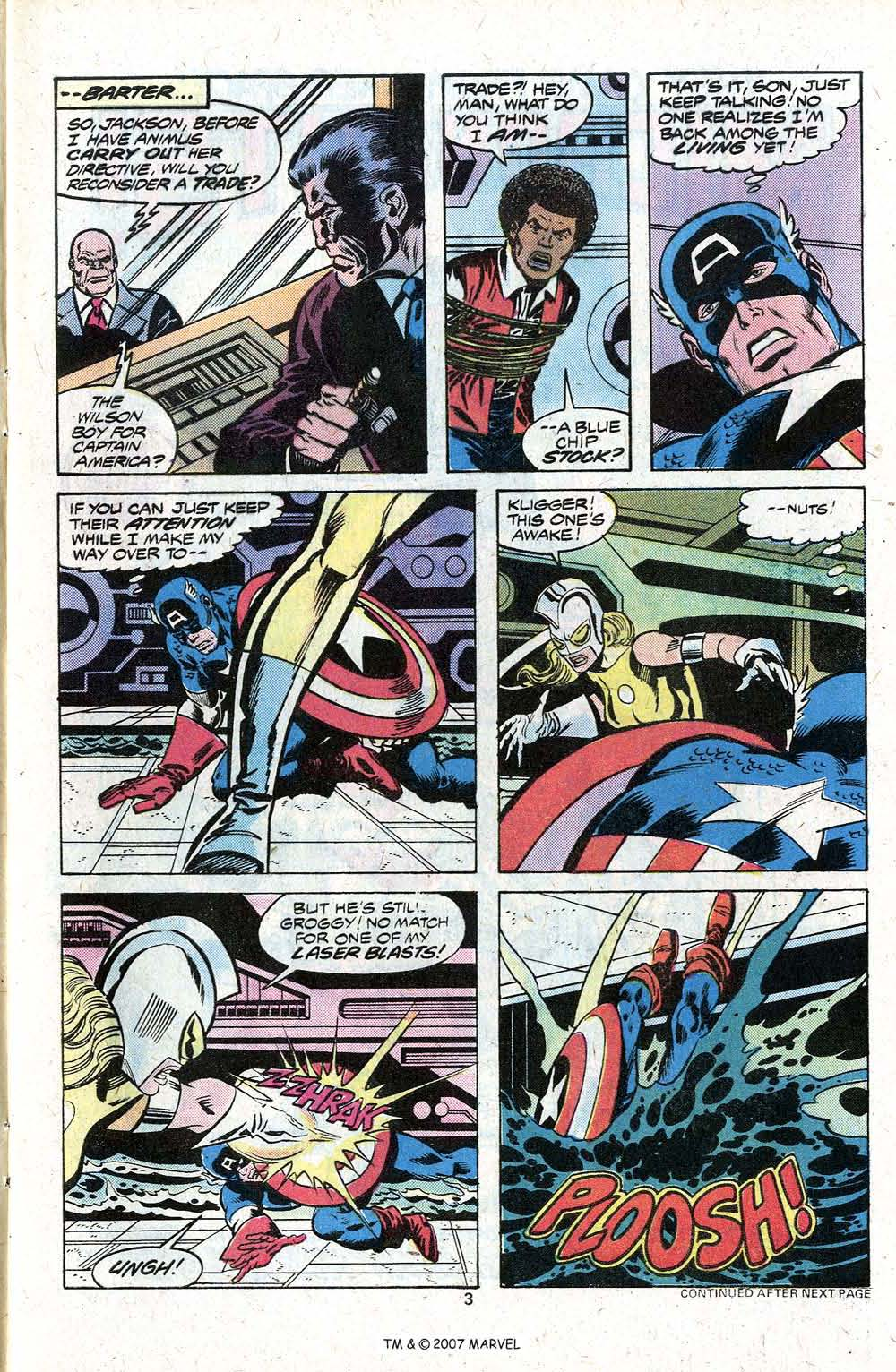Captain America (1968) Issue #230b #145 - English 5