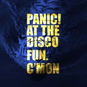 Panic! At The Disco & Fun - C'mon Lyrics | Letras | Lirik | Tekst | Text | Testo | Paroles - Source: mp3junkyard.blogspot.com