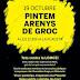 19 d'octubre: PINTEM ARENYS DE GROC