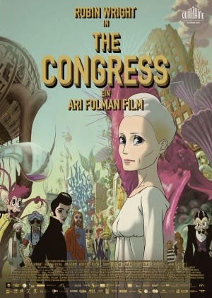 "Póster de ""The Congress"""