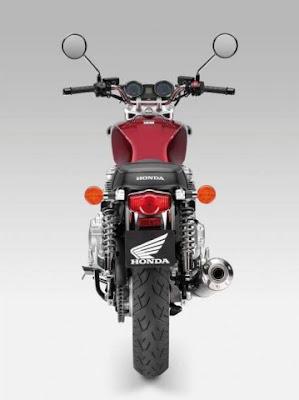 Honda CB 1100 mistura estilo clássico e moderno