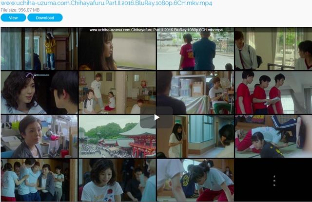 Screenshots Chihayafuru Part II (2016) BluRay 1080p 720p 480p 360p MKV MP4 Free Full Movie Subtitle English - Indonesia