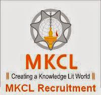 MKCL Recruitment 2014