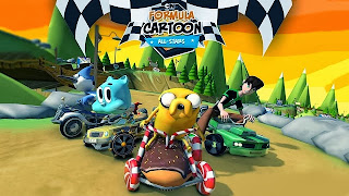 Download Game Formula Cartoon All-Stars APK Android 2013