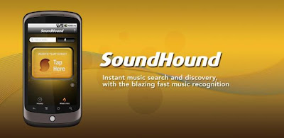 Aplicación Android Soundhound