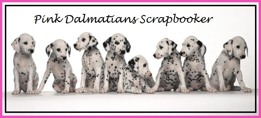 Pink Dalmatian Scrapper