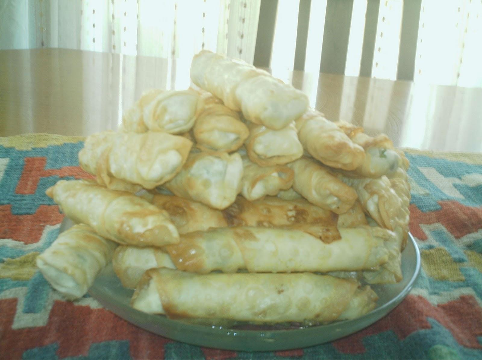 Potato And Cheese Sigara Burek Recipes — Dishmaps