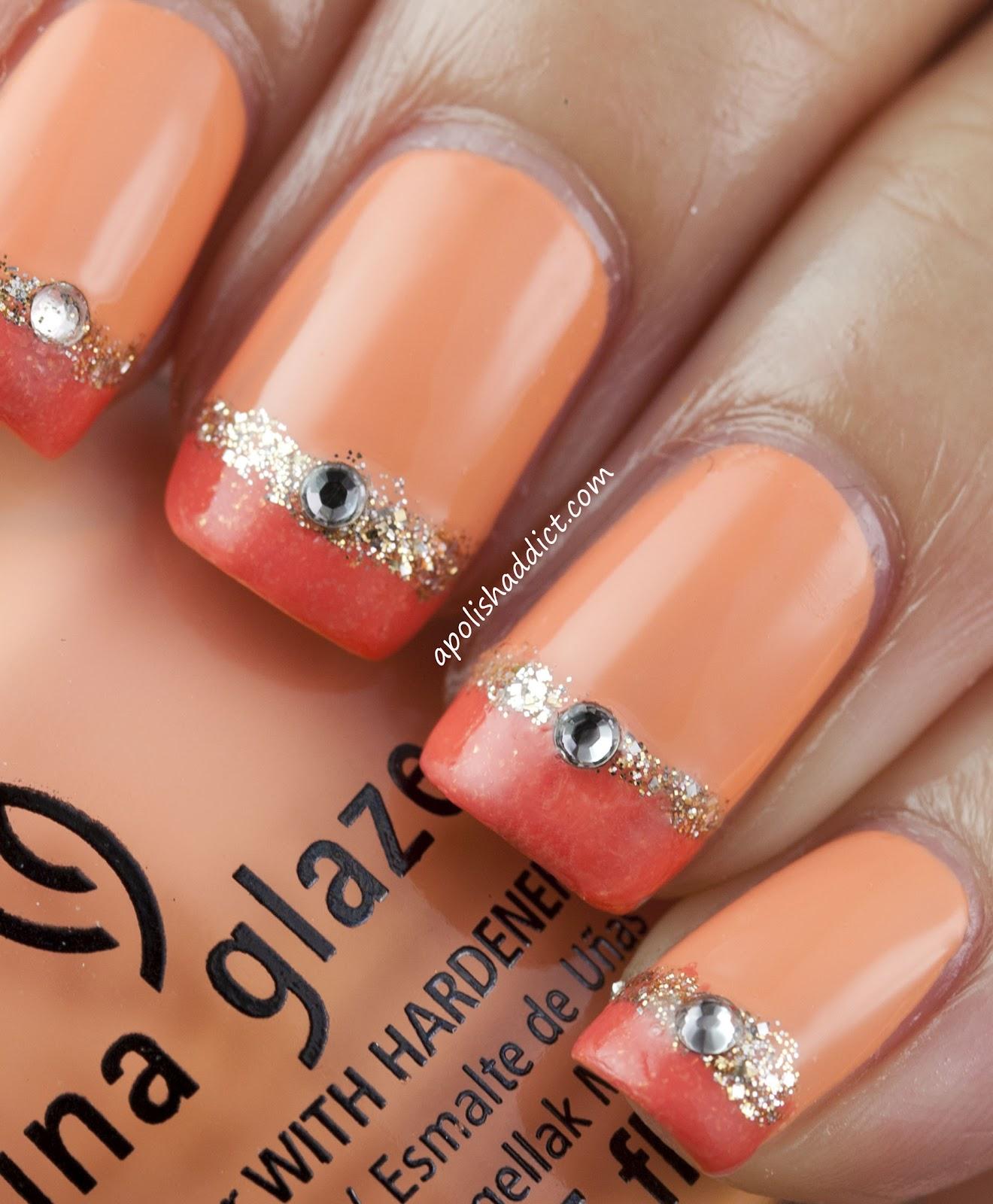 Nailzini A Nail Art Blog: Miss Cupcake Blog: Nail Art