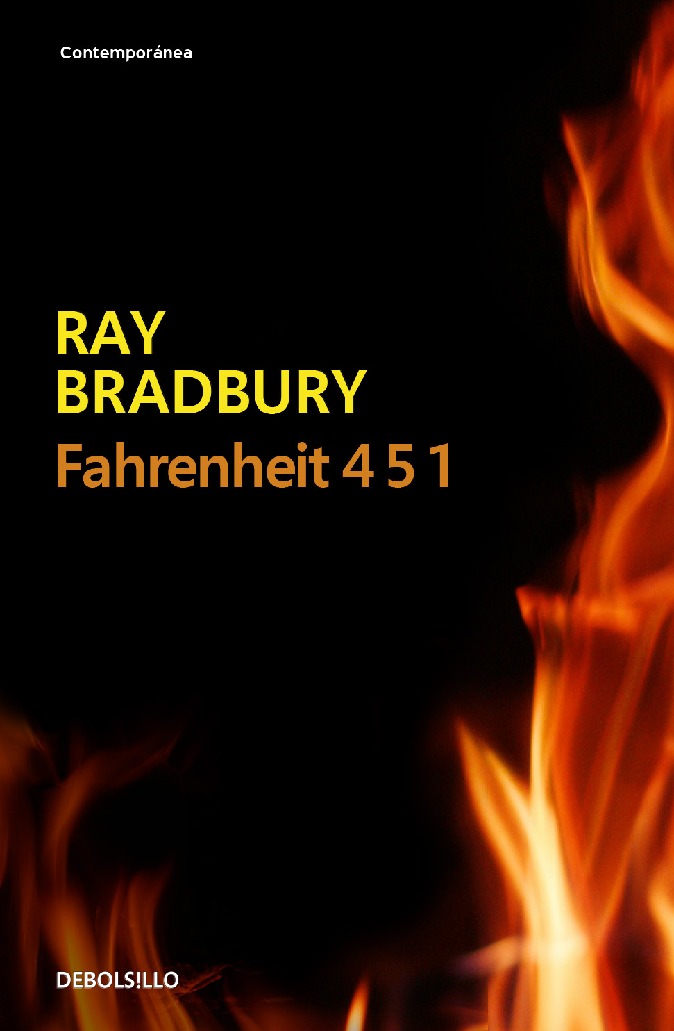 the futuristic life in the novel fahrenheit 451 by ray bradbury An excerpt from the interactive tv sequence in francois truffault's fahrenheit 451 (1966), based on the novel by ray bradbury.
