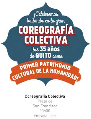 Fiestas eventos culturales en Quito Septiembre