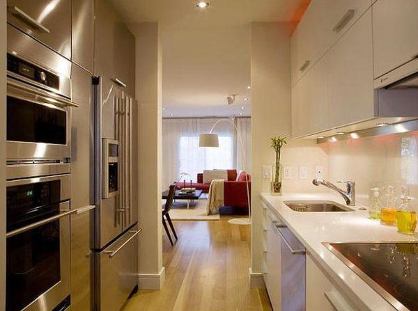 Dise o para cocinas peque as c mo dise ar cocinas - Muebles de cocina pequenas ...