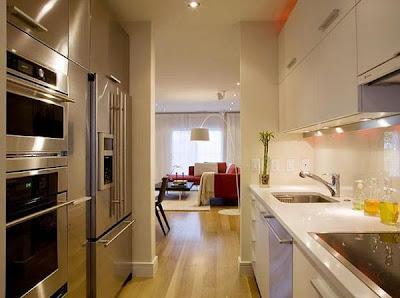 Dise o para cocinas peque as cocina y muebles - Diseno cocina pequena ...
