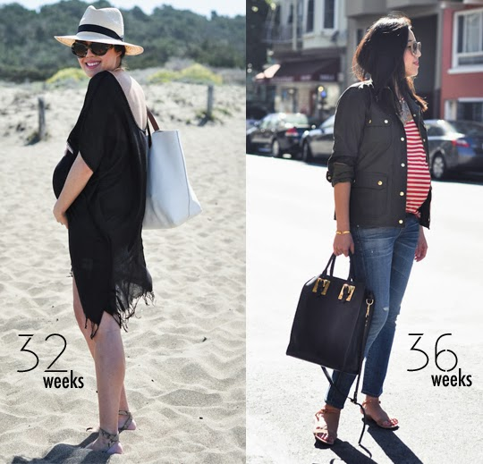 Hello Jack Blog: Pregnancy Chic with 9 to 5 Chic