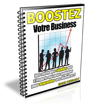 Boostez votre business - produits de succès