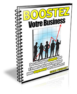 Boostez votre business