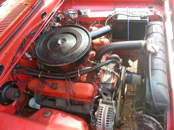 1965 Dodge Dart Gt Convertible Auto Restorationice