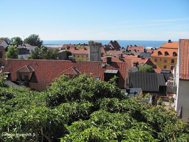Visby näköala