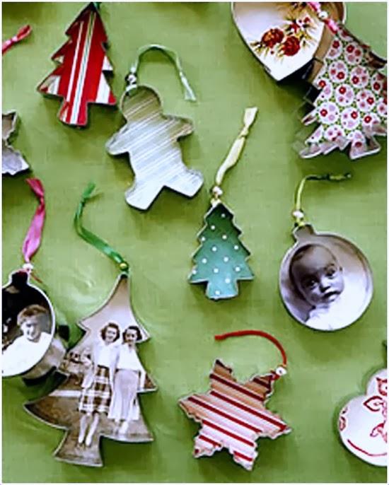 Ideas DIY:5 adornos muy decorativos de Navidad
