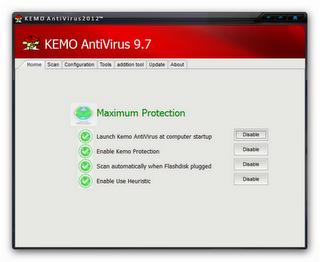 Rekomendasi Antivirus Luar dan Lokal Teringan Tahun 2014