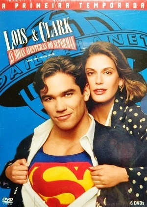 Lois e Clark - As Novas Aventuras do Superman 1ª Temporada Séries Torrent Download capa