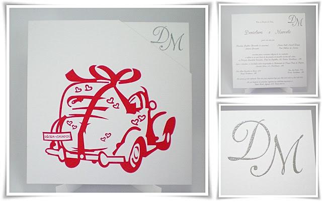 Casamento de Deniclara e Marcelo, Modelo Daniela 100.