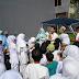 Bersama Warga, PKS Lebak Bulus Pawai Menebar Cinta Sambut Ramadhan