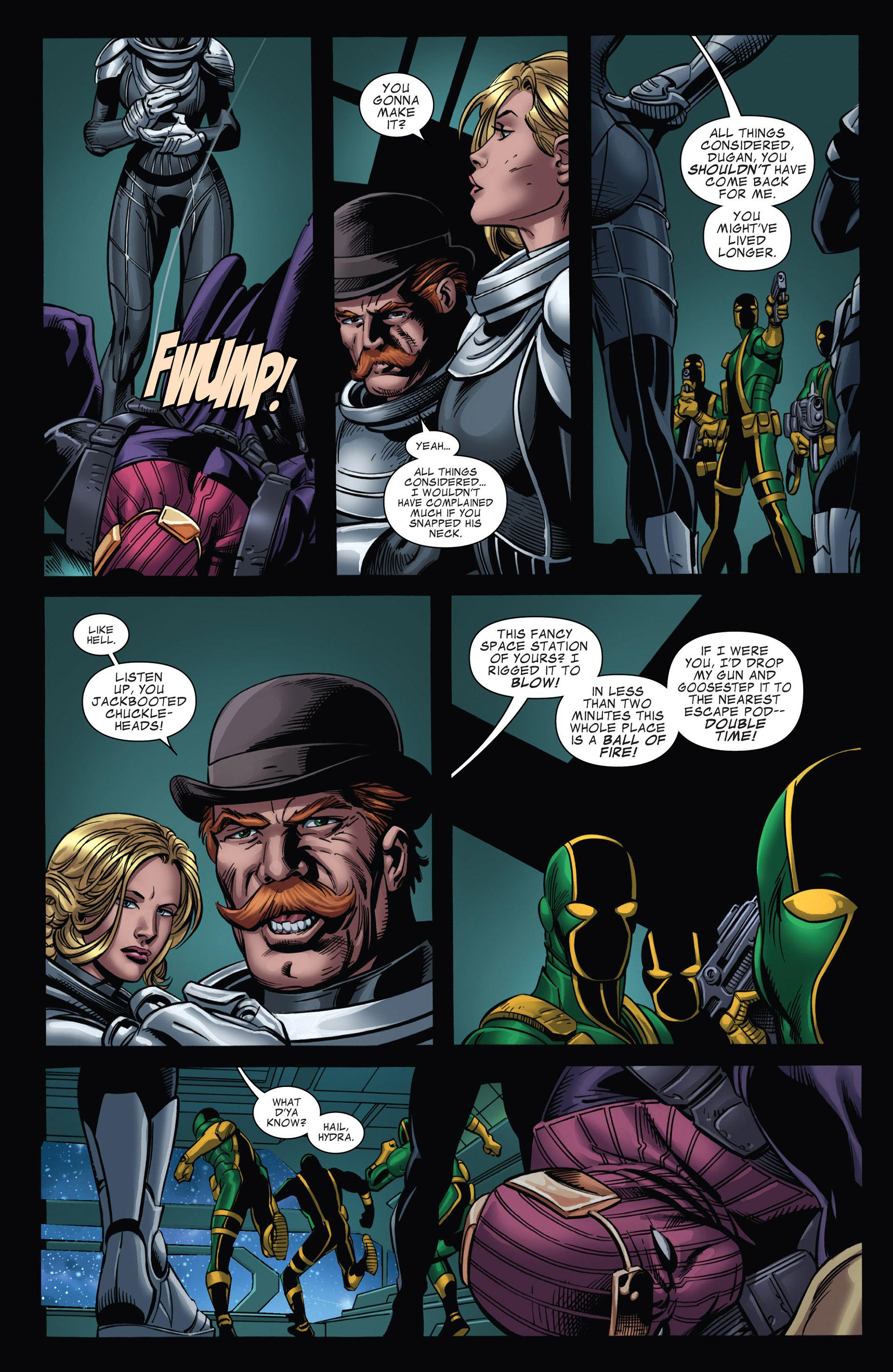 Captain America (2011) Issue #18 #18 - English 12