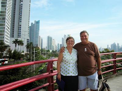 Av. Balboa, Ciudad de Panamá, round the world, La vuelta al mundo de Asun y Ricardo, mundoporlibre.com