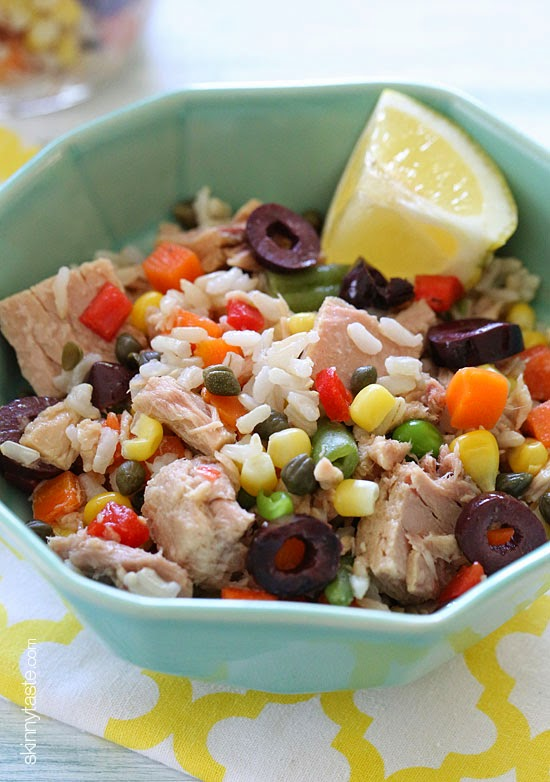 Perfect to make ahead for an easy, healthy lunch for the week!