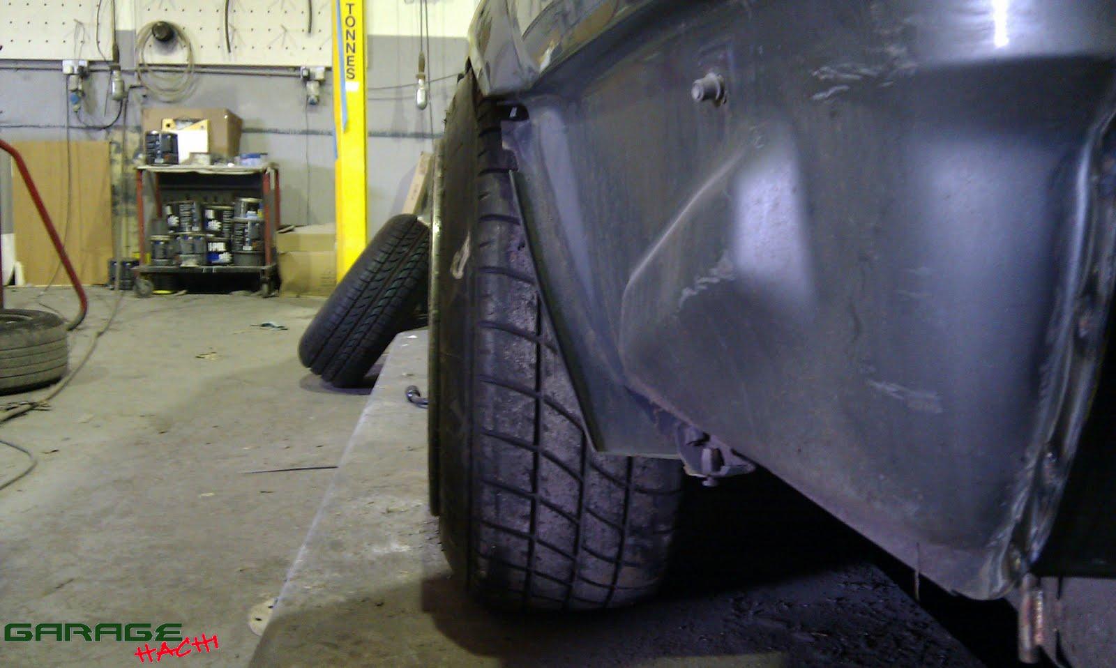 Garage hachi trueno resto update 1 for 14x8 garage door