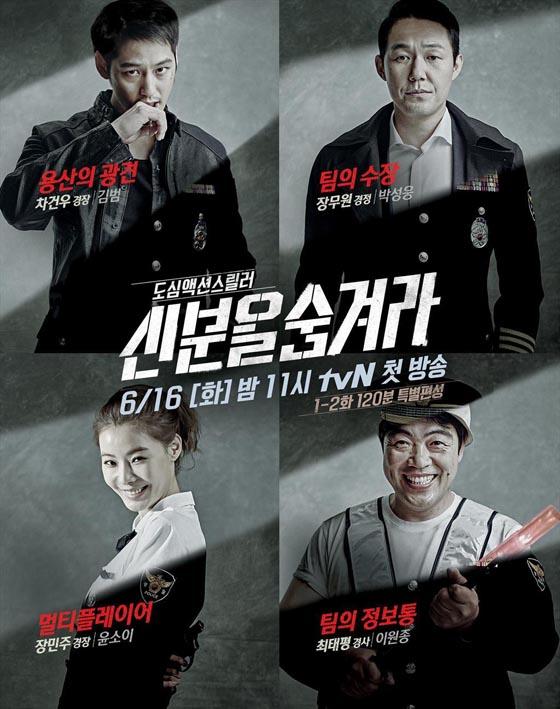 Hidden Identity Korean Drama Wiki