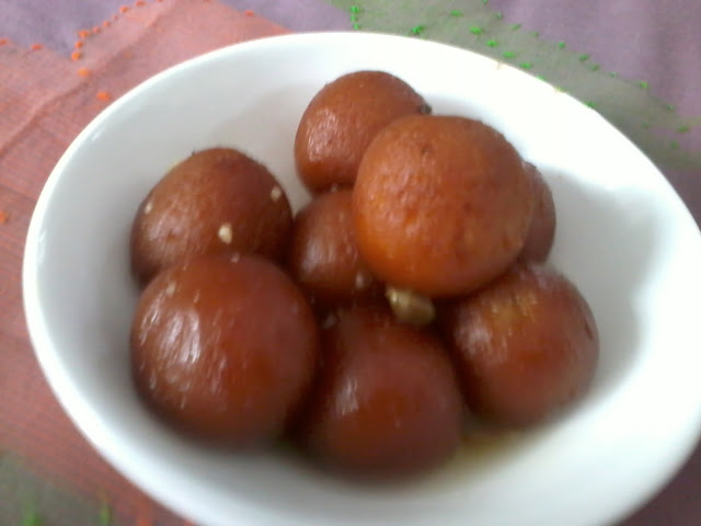 Gulab Jamun - My 150th Post!! :D