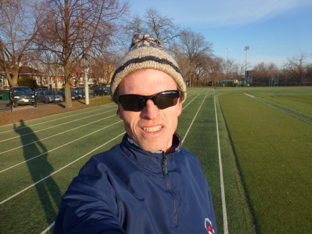 how to run a 400m race faster