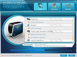 Driver Navigator 3.4.4.34003 Full Keygen Free Download