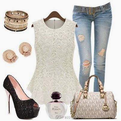 Ladies fashion for special occasion