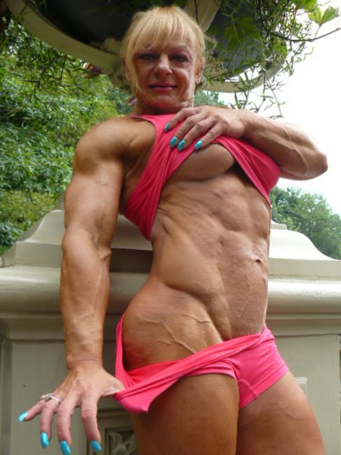 Maryse Manios Female Muscle Bodybuilding Blog