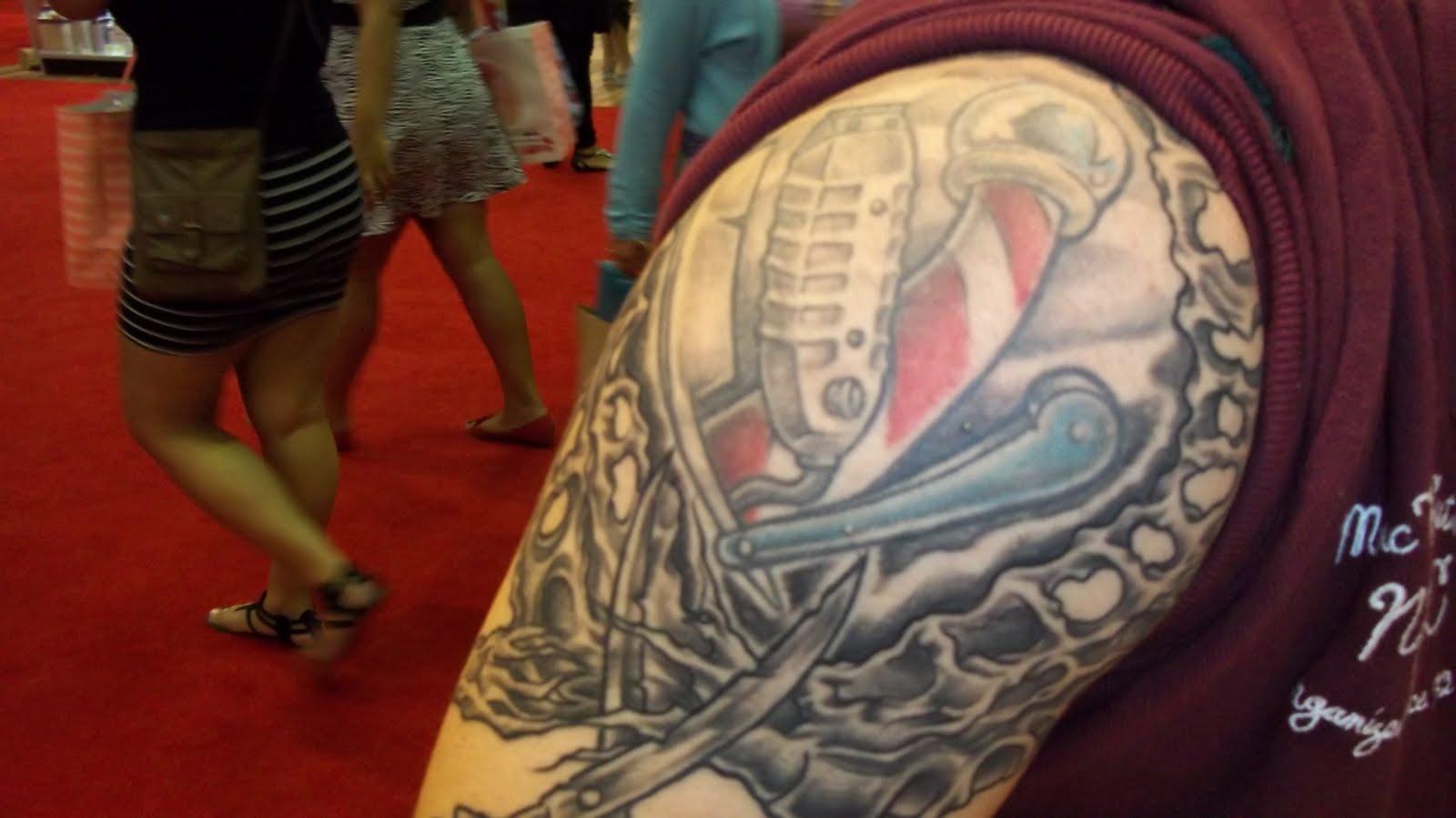 Barber Pole Tattoo : tattoos great tattoos barber pole tattoo d4m362gj barber tattoo tattoo ...