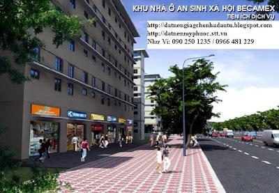 Nhà ở xã hội Việt Sing. Đăng ký ngay hôm nay tại VP Becamex Real.