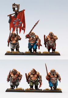 Ogre pirates front view